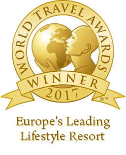 Europes Leading Lifestyle Resort 2017 winner